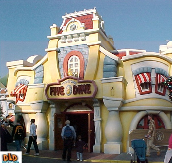 Toontown Five & Dime