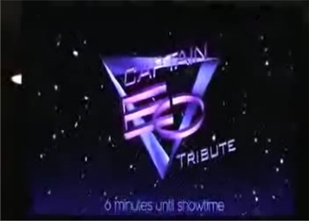 Captain EO Tribute