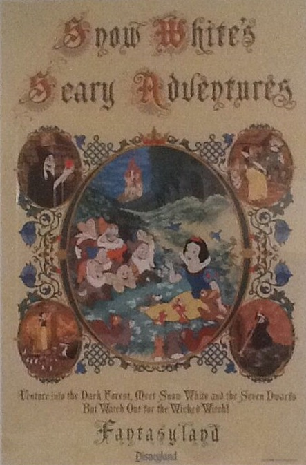 Snow White's Scary Adventures Poster