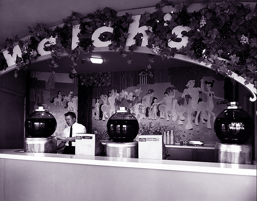 Welchs Juice Bar