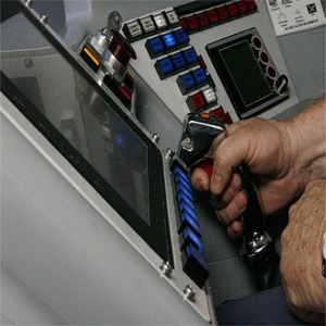 Monorail On Spur Track
