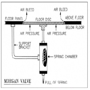 Morgan Valve Drawing For Patent