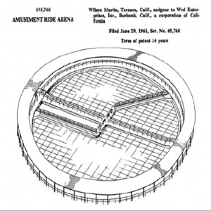 Saucer Area Drawing For Patent