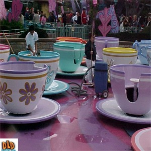 Drying Out The Teacups