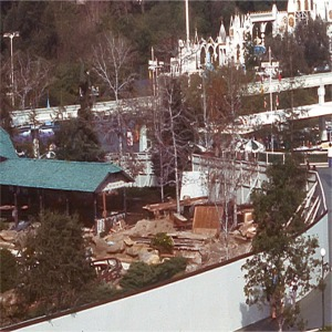 Refurbishment To Add Harold The Abominable Snowman