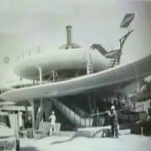 PeopleMover During Construction
