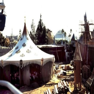 King Authur Fantasyland Construction