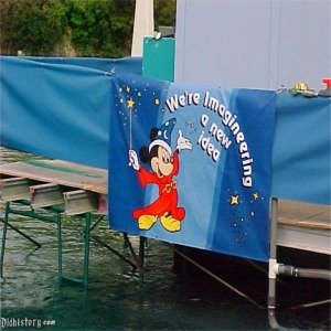 Imagineering Sign