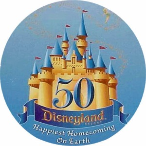 50th Birthday Logo