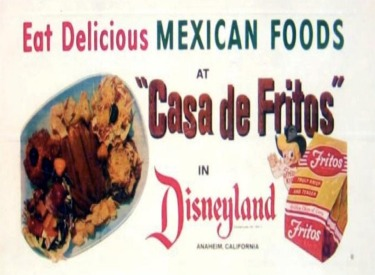 Casa De Fritos Advertisment