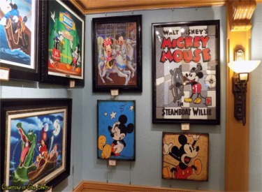 Mickey Mouse Prints