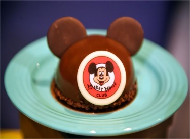 Mickey Mouse Club Dessert