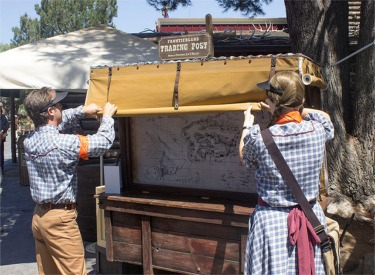Frontierland Trading Post