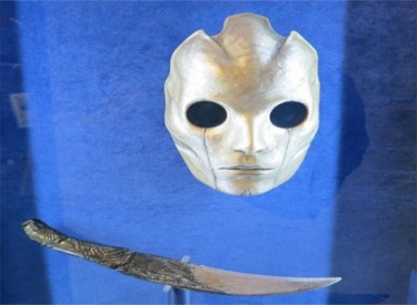 Dark Elf Mask And Dagger