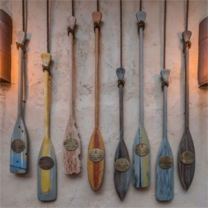 Oars Display