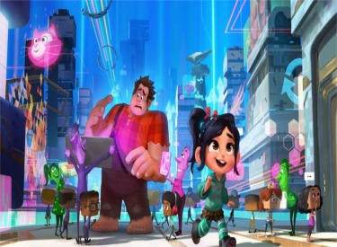 Preview of  Ralph Breaks the Internet