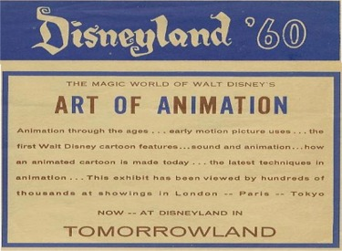 Art Of Animation Flyer