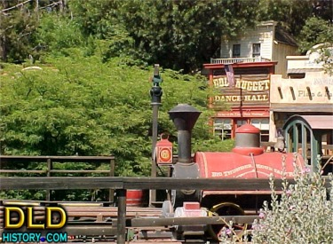 Big Thunder Town And Engine #6