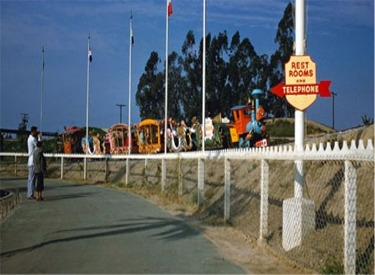 Original Casey Jr. Circus Train