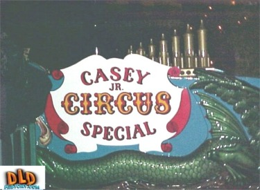 Casey Jr. Circus Train