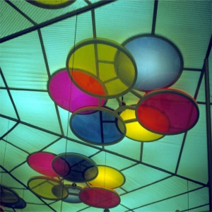 Colors On Ceiling