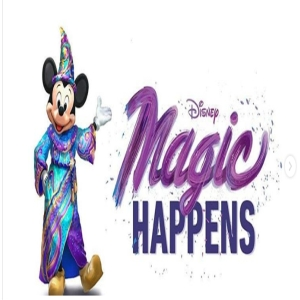 Magic Happens Logo
