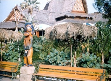 Tiki Building And Carving