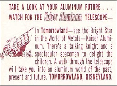 Alumination Future Post Card