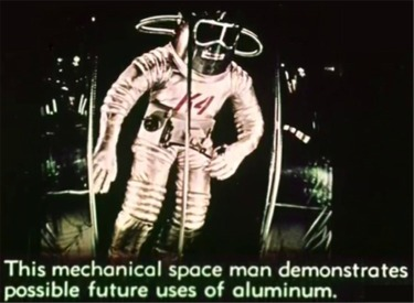 Mechanical Spaceman