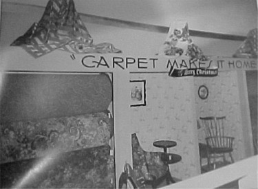 Carpet Makes The Home Display
