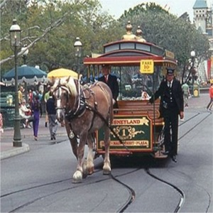 Horsedrawn Street Cars