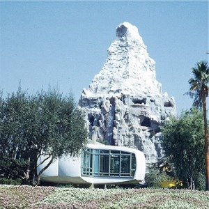 House Of The Future And Matterhorn