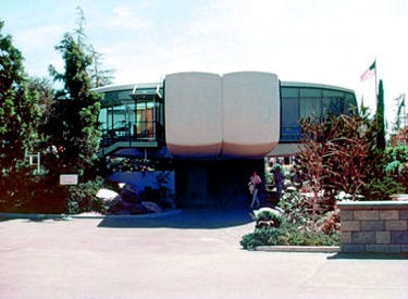 House Of The Future Entrance