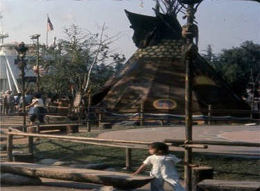Indian Village Teepee
