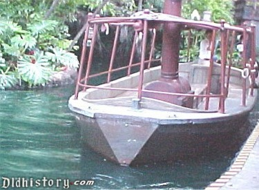 Jungle Boat