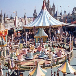 Original Teacups Location
