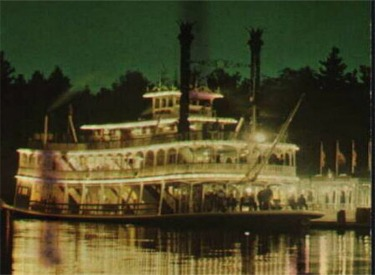Mark Twain At Night