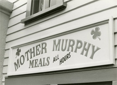 Mother Murphy Meals Façade In Rainbow Ridge
