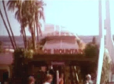Space Mountain With Speed Ramp And Sign