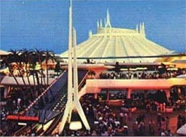 Space Mountain With Speed Ramp