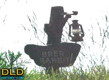 Brer Rabbit Sign