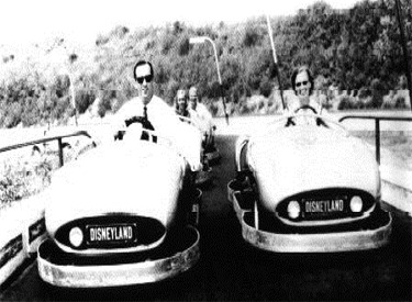 Autopia Without Center Rail