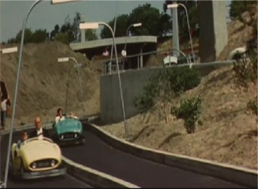 Autopia During Sub Construction