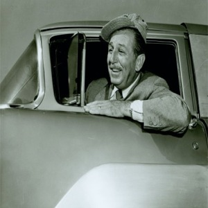 Walt Disney Driving Viewliner