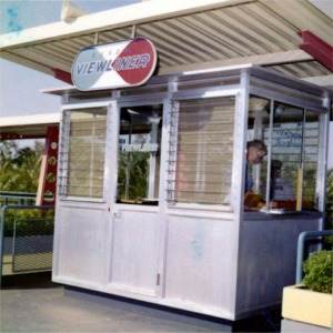 Viewliner Ticket Booth