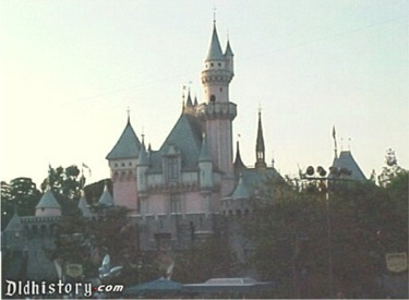 Castle With Tinkerbell Wire