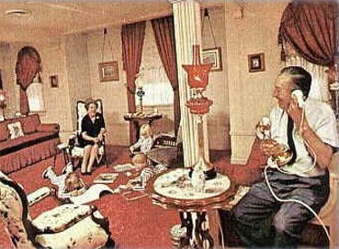 Walt And Lilly In Apartment