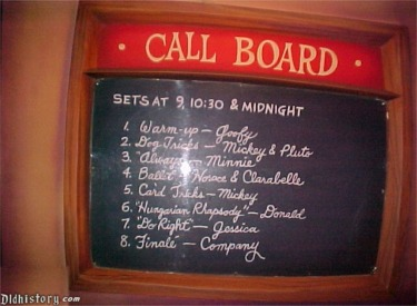 Call Board In Queue