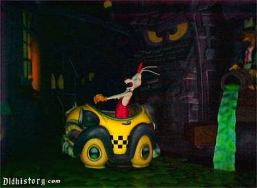 Roger Rabbit In Cab On Dip