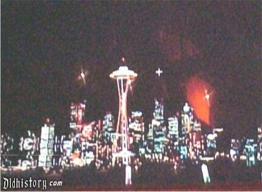 Creating Fireworks Over Seattle